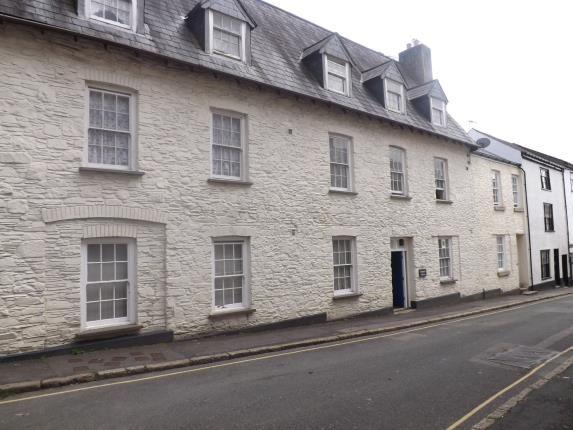 Thumbnail Flat for sale in Taylor Square, Tavistock, Devon