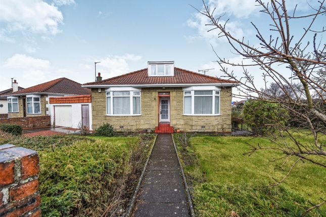 Thumbnail Detached bungalow for sale in Belmont Road, Ayr