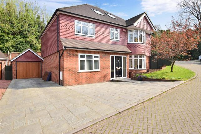 Thumbnail Detached house for sale in Hilary Gardens, Rochester, Kent