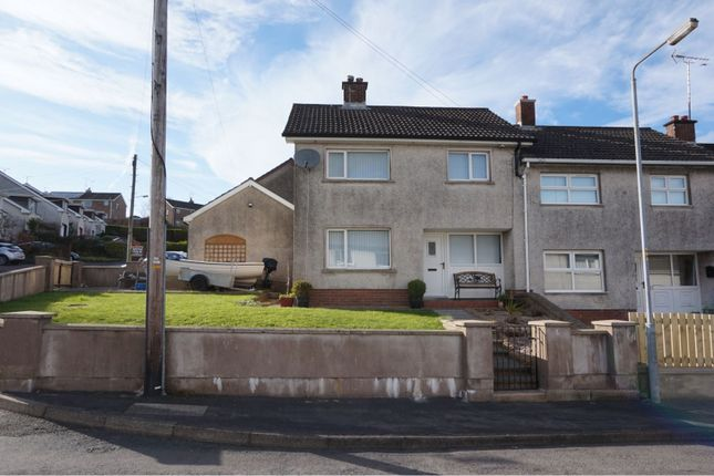 Thumbnail Semi-detached house for sale in Coleshill Park, Enniskillen