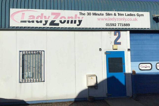 Thumbnail Leisure/hospitality for sale in Woodgate Way South, Glenrothes