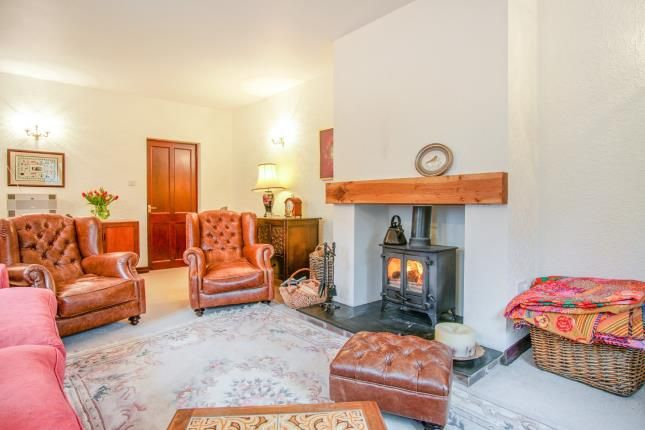 Lounge of Llanfaes, Beaumaris, Sir Ynys Mon LL58
