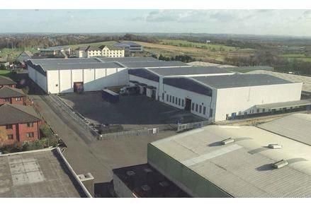 Thumbnail Warehouse to let in Buchanan Business Park, Cumbernauld Road, Stepps, Scotland