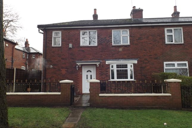 Thumbnail Semi-detached house to rent in Haughton Avenue, Hollinwood