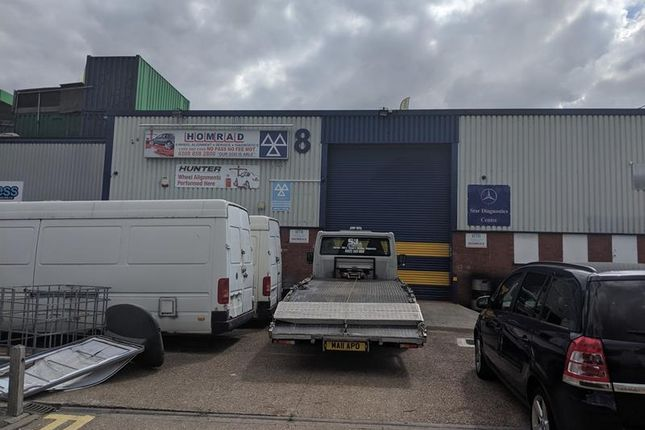 Thumbnail Light industrial to let in Northend Trading Estate, Northend Road, Erith, Kent