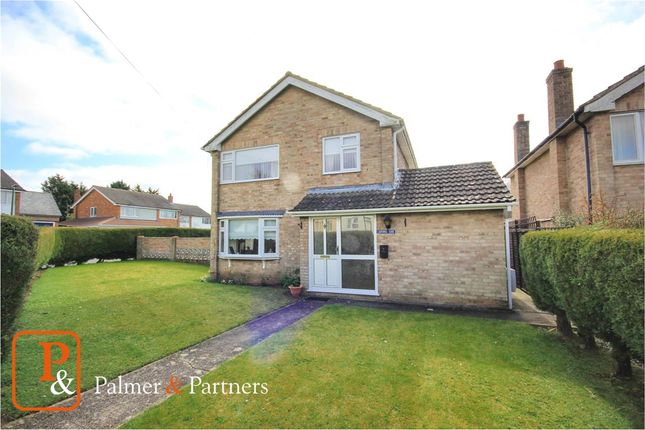 Thumbnail Detached house for sale in Gotsfield Close, Acton, Sudbury