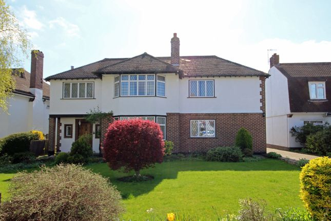 Detached house for sale in Briercliffe Road, Stoke Bishop, Bristol
