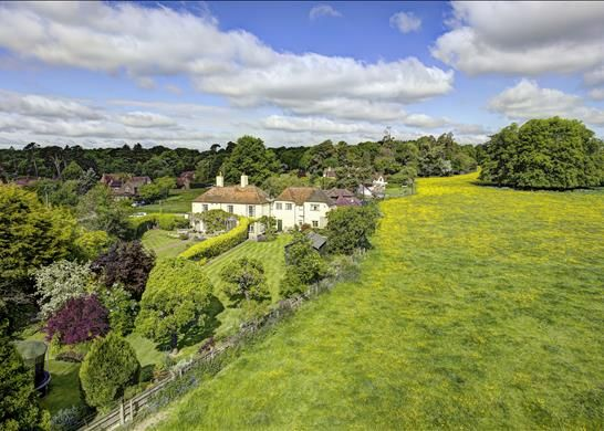Thumbnail Detached house for sale in Crocker End, Henley-On-Thames, Oxfordshire