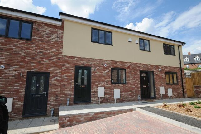 Thumbnail Terraced house for sale in Jenner Davies Close, Bridgend, Stonehouse