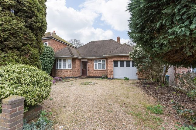 Thumbnail Bungalow for sale in Matlock Way, New Malden