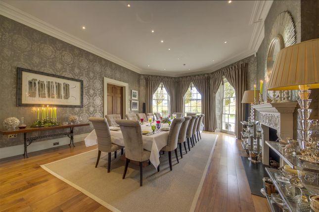 House. Estate Agents Lurgashall Dining Room