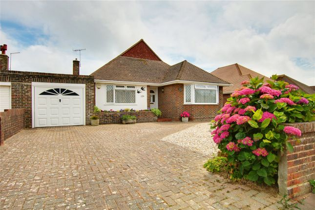 Thumbnail Bungalow for sale in Alinora Crescent, Goring-By-Sea, Worthing, West Sussex
