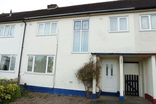 Thumbnail Terraced house for sale in Lyndon Croft, Marston Green, Birmingham