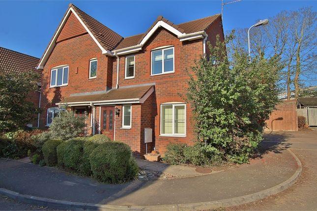 Thumbnail Semi-detached house for sale in Clos Derwen, Roath Park, Cardiff