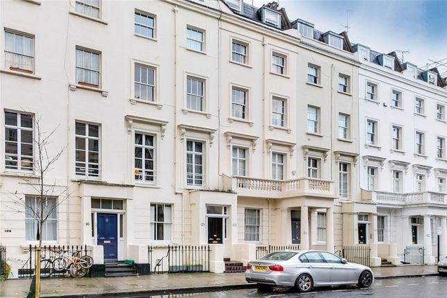Exterior of Sutherland Street, London SW1V