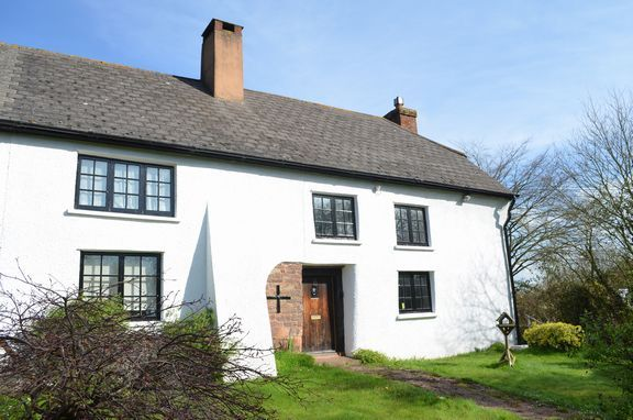 Thumbnail Semi-detached house for sale in Langford, Cullompton