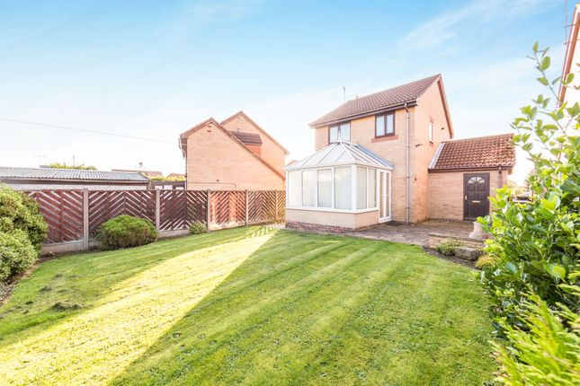 3 bed detached house for sale in Ash Tree Road, Clowne, Chesterfield