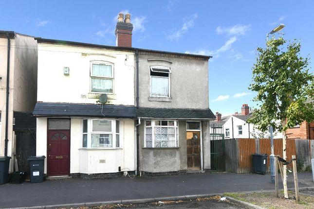 Thumbnail Semi-detached house for sale in James Turner Street, Birmingham, West Midlands