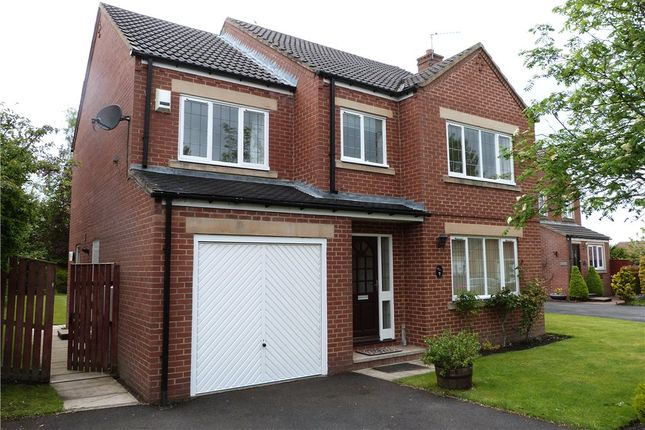 Thumbnail Detached house to rent in Gentian Glade, Harrogate, North Yorkshire