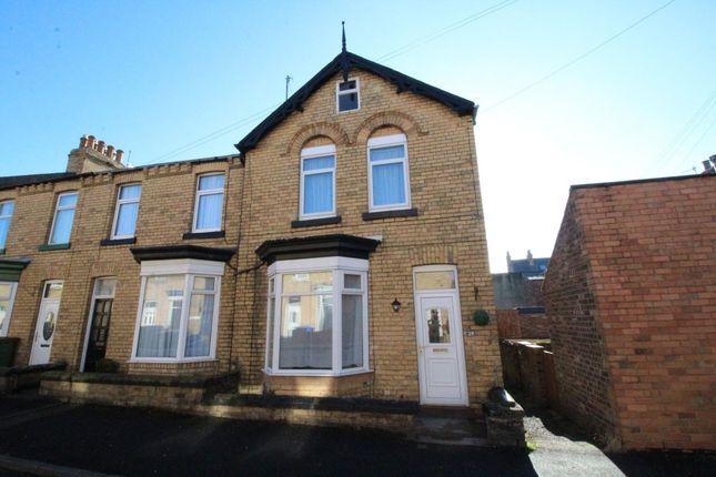 Thumbnail Terraced house to rent in Britannia Street, Scarborough