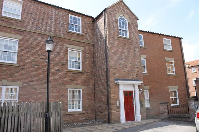 Thumbnail Flat for sale in Wilkinsons Court, Easingwold, York