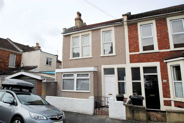 Thumbnail End terrace house for sale in Seaton Road, Easton, Bristol