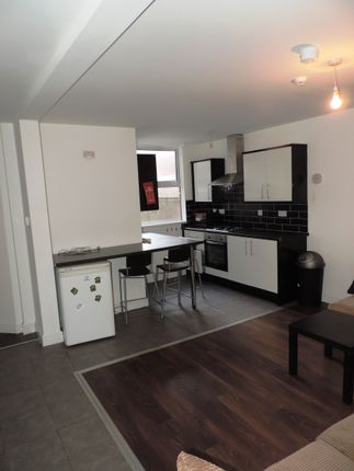 Thumbnail Flat to rent in Miskin Street, Cathay`S, Cardiff