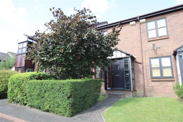 Thumbnail Terraced house to rent in Portland Mews, Sandyford, Newcastle Upon Tyne