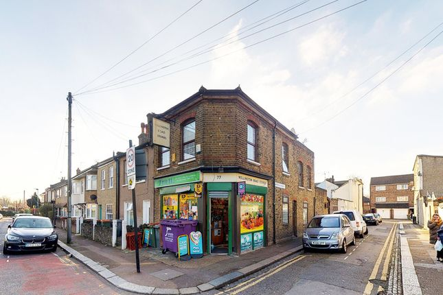 Thumbnail Industrial for sale in Wellington Road, London