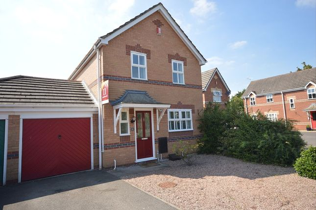 Thumbnail Detached house to rent in Goldsmith Drive, Sandbach