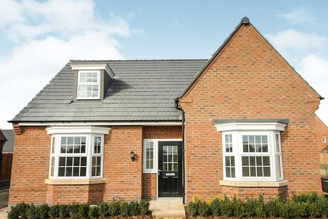 Thumbnail Detached bungalow for sale in Willow Road, Barrow Upon Soar, Loughborough