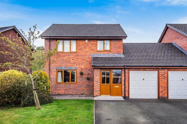 Link-detached house for sale in Llandrindod Wells, Powys