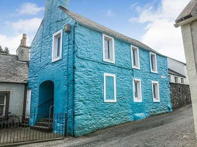 Thumbnail Terraced house for sale in 2 High Street, Whithorn