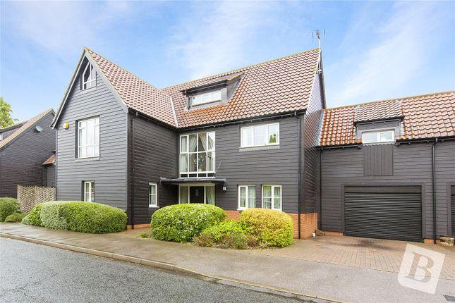 Thumbnail Detached house for sale in Eastfield Road, Noak Bridge, Essex
