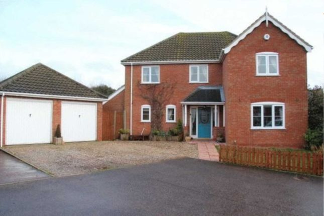 Thumbnail Property to rent in Yareview Close, Reedham, Norwich