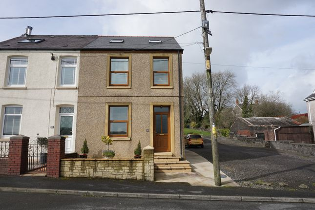 Thumbnail Semi-detached house for sale in Heol Nazareth, Pontyates, Llanelli