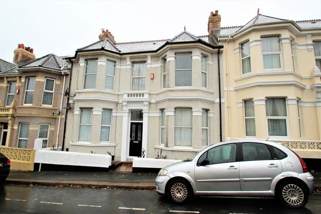 Thumbnail Shared accommodation to rent in Pentillie Road, Mutley, Plymouth