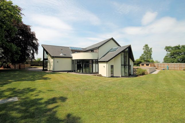 Thumbnail Property for sale in Main Road, Goostrey, Crewe