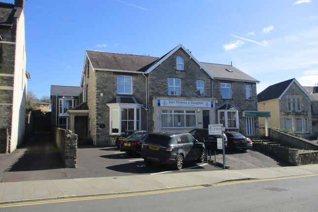 Thumbnail Office to let in Ground Floor Office Space, 10 Court Road, Bridgend