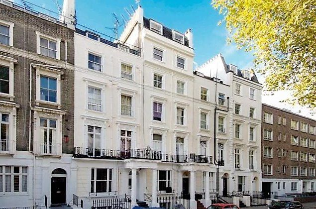 Studio to rent in queensborough terrace london w2 for Queensborough terrace