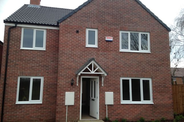 Thumbnail Detached house to rent in Daisy Road, Witham St. Hughs, Lincoln