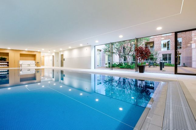 Thumbnail Flat for sale in Rowland Hill Street, London