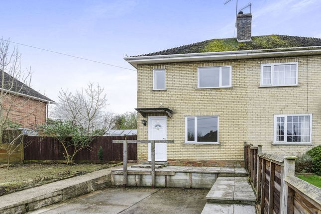 Thumbnail Semi-detached house for sale in Pundle Green, Bartley, Southampton