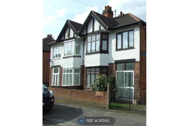 Thumbnail Semi-detached house to rent in Exton Road, Nottingham