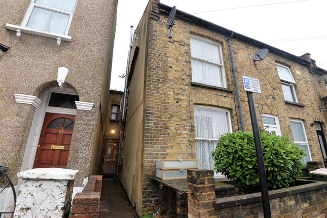 Thumbnail Terraced house for sale in Field Road, Forest Gate, London