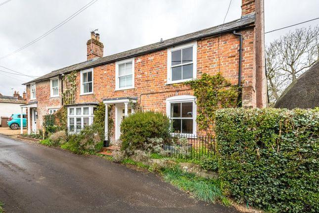 Thumbnail Semi-detached house for sale in Paynes Lane, Broughton, Stockbridge, Hampshire