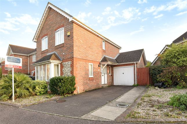 Thumbnail Detached house for sale in Burlington Close, Pinner, Middlesex