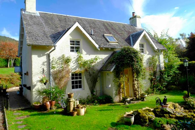 Thumbnail Cottage for sale in Fearnan, Nr Kenmore