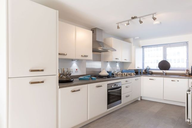 Thumbnail Detached house for sale in Jan Luke Way, Camborne