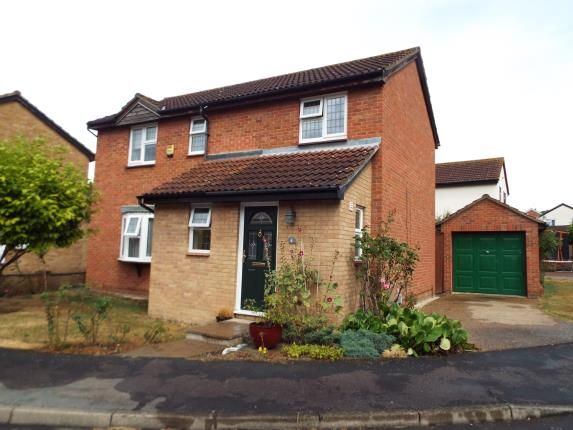 Thumbnail Detached house for sale in Barrington Close, Clayhall, Ilford
